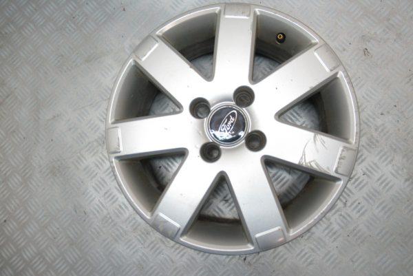 Jante alu 4 trous 16 pouces Ford Fiesta