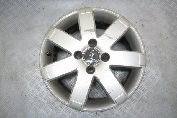 Jante alu 4 trous 16 pouces Ford Fiesta 1